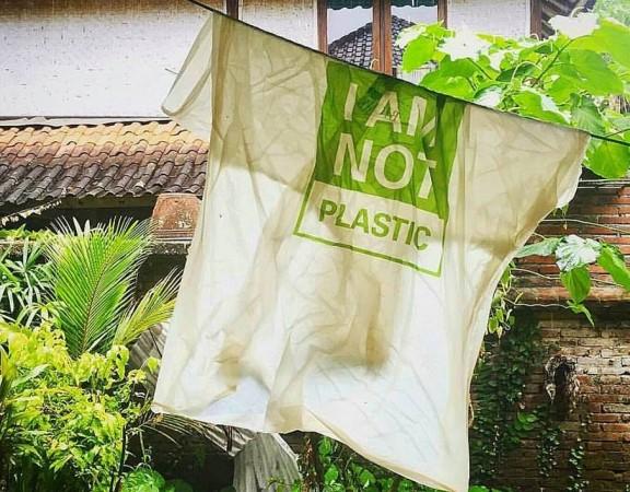 Sacola comestível e biodegradável
