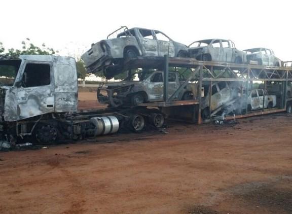Amazônia em chamas: o inferno é aqui!
