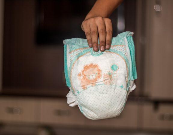 Vanuatu proibirá fraldas e outros produtos de plástico descartável
