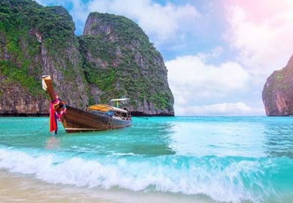 Panorama da Tailandia
